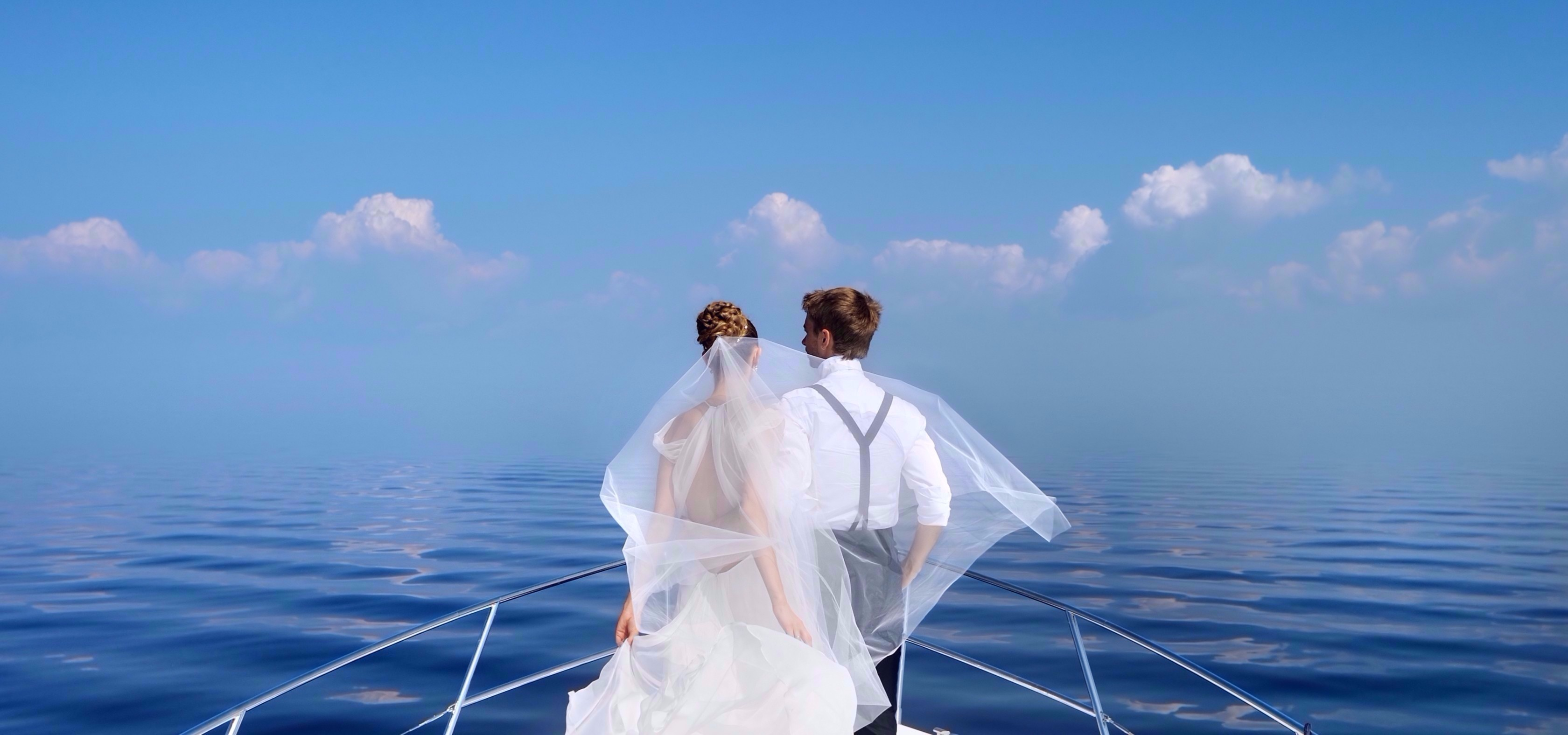Private Yacht Elopement